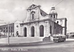 CAGLIARI - BASILICA DI BONARIA - FILOBUS / TRAM - Cagliari
