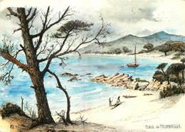 20 - CORSE - PLAGE DE PALOMBAGGIA - ROBERT LEPINE - Altri Comuni