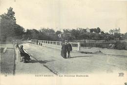 22 - SAINT BRIEUC - NOUVEAUX BOULEVARDS - Saint-Brieuc