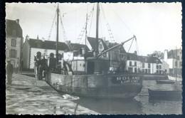 Cpsm Du 56 La Trinité Sur Mer -- Le Port Et Ses Bateaux    AVR21-17 - La Trinite Sur Mer