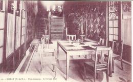 Cpa 63 Royat - Ordre Des Franciscaines , Le Grand Hall - Royat