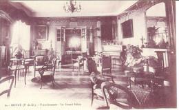 Cpa 63 Royat - Ordre Des Franciscaines , Le Grand Salon - Royat