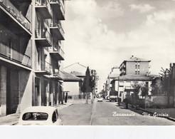 BARANZATE-MILANO-VIA GORIZIA-CARTOLINA VERA FOTO -VIAGGIATA IL 24-8-1965 - Milano