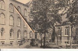 Liège: Sanatorium Ste Rosalie, Façade Principale - Liege
