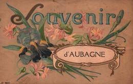 13 / AUBAGNE / SOUVENIR D AUBAGNE / N 8010 - Aubagne