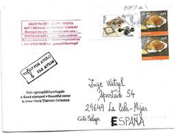 PORTUGAL XX001 / Mischfrankatur 2021 - Covers & Documents