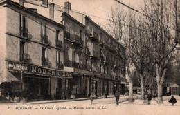 13 / AUBAGNE / LE COURS LEGRAND / MAISONS NEUVES / LL 3 - Aubagne