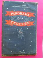 Panorama Des Etoiles 1948 Y Durand De St Front Ed Du Moustié Carte Du Ciel + Cartes Repliées - Astronomie