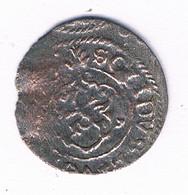 SCHILLING  1655 LIVLAND KURRLAND  LETLAND /3518/ - Latvia