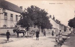 Orgères, La Mairie - Altri Comuni