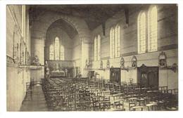 Blandain. ( Tournai ). Pensionnat De La Visitation Blandain. Chapelle. **** - Tournai