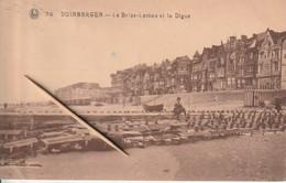 Duinbergen: Le Brise-Lames Et La Digue - Knokke