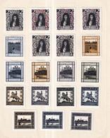 Austria German Österreich Poster Stamps Vignette Empire Group - Neufs