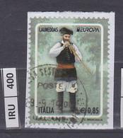 ITALIA REPUBBLICA    2014Europa 0,85  Usato - 2011-...: Used