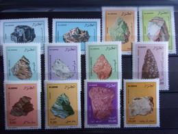 ALGERIE BELLE LOT MINERAUX NEUF** DEPART 1 EURO - Argelia (1962-...)