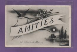 92-CPA CROIX DE BERNY - Altri Comuni
