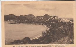 Guadeloupe , Les Saintes ( Terre De Haut ) Vue D'ensemble ,( édit Ch Boisel ,n°517 ) - Sin Clasificación