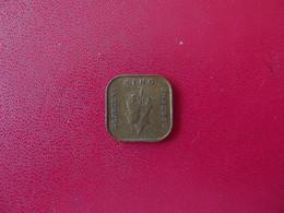 ½ Cent - George VI Malaisie 1940 - Malasia