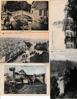 N 2  Lot 100 CPA Différentes De Belgique - 100 - 499 Cartoline