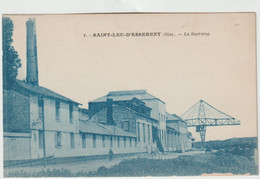 DAV : Oise :  SAINT  LEU D '  ESSERENT : La  Sucrerie - Other Municipalities