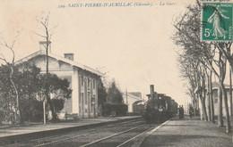 SAINT-PIERRE-d'AURILLAC  - La Gare - Otros Municipios