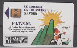 TELECARTE F81 FITEM 89 - 1989