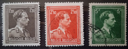Belgie 1956. Nrs 1005/07 - Gebruikt