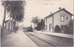 71. ST-YAN. La Gare (train) - Altri Comuni