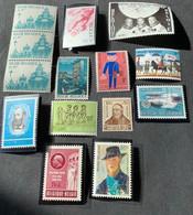 Belgie - Mix Verschillende Jaartallen - Postfris/mint - Collections
