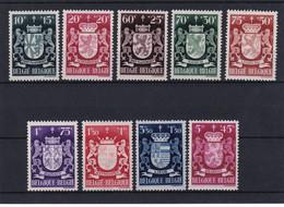 Nr 716-24 ** - Unused Stamps