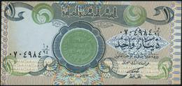 ♛ IRAQ - 1 Dinar 1992 {Central Bank Of Iraq} AU-UNC P.79 - Iraq