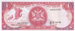 Billet Trinidad And Tobago Neuf - Trindad & Tobago