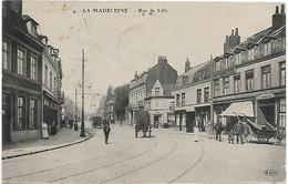 LA MADELEINE : Rue De Lille    ............................. - La Madeleine