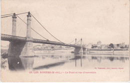 Les Rosiers Le Pont Et Vue D Ensemble éditeur Voelcker N°149 - Autres Communes