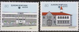 Portugal Europa 1990 2v MNH/** Vedere Scansione - Cape Verde