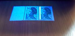 2219 B  Sans Phosphore Tenant à 1 Bande à Gauche RARETE Prix  Très Bas COTE  325 € Yvert  2021 - Kuriositäten: 1980-89 Ungebraucht