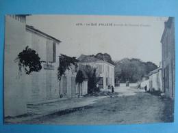 17 - LE GUÉ D'ALLERÉ - Une Rue - 1931 - Otros Municipios