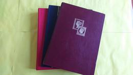 Lot N° TH 442 MONDE Un Lot De 3 Classeurs Neufs Ou Obl. - Sammlungen (im Alben)