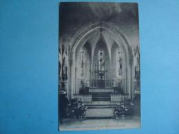 17 - LE GUÉ D'ALLERÉ - Intérieur De L'église - 1930 - Otros Municipios