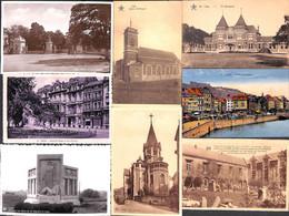 Liège - Lot 38 Cartes Postales (un Peu De Tout Et Moins Vues) (petit Prix) - Liege