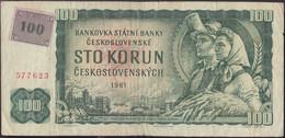 Billet  Tchécoslovaquie - Czechoslovakia