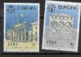 Irlande 1990 N° 721/722 Neufs Europa établissements Postaux - 1990