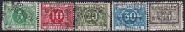Belgie  .   OBP    .    TX 12A/16A   (2 Scans)       .   O    .   Gebruikt        .   /   . Oblitéré - Postzegels