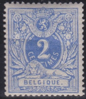 Belgie  .   OBP    .    27   (2 Scans)     .  **   .   Postfris        .   /   .   Neuf  SANS Charnière - 1869-1883 Leopold II