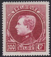 Belgie  .   OBP    .    292   (2 Scans)   14½x14½    .  **   .   Postfris        .   /   .   Neuf  SANS Charnière - 1929-1941 Groot Montenez