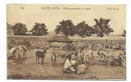 """AFRIQUE - HAUTE-VOLTA - """"Fidèles Serviteurs Au Repos"""" - CPA - Burkina Faso"""