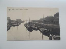 GENT / GAND: Bassin Du Commerce - Petit Dock - BOOT - BATEAU - Non Classificati