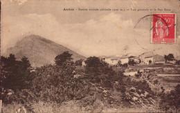 Alpes Maritimes, Andon, Vue Generale Et Le Bau Roux    (bon Etat) - Other Municipalities