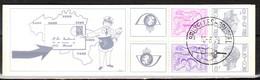 B15  Carnet Baudouin - Oblit. 1er Jour - LOOK!!!! - Booklets 1953-....