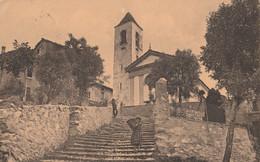 Cartolina - Postcard /   Viaggiata - Sent /  Pietravairano, Chiesa. - Caserta